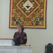 Amy Smith at First Parish in Bedford